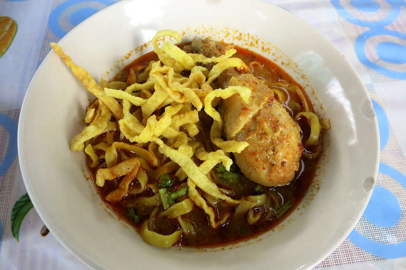 Khao Soi Valentine's Day Chiang Mai Authentic Food Quest
