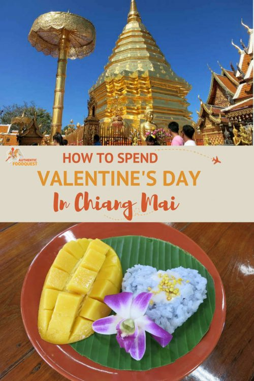 Pinterest Valentine's Day Chiang Mai Authentic Food Quest