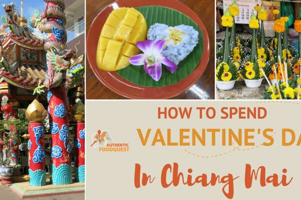 How to Spend Valentine's Day in Chiang Mai, Thailand