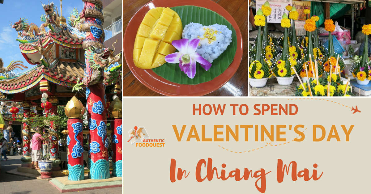 Valentine's Day Chiang Mai Authentic Food Quest