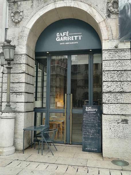 Café Garrett Lisbon Food Tour Authentic Food Quest