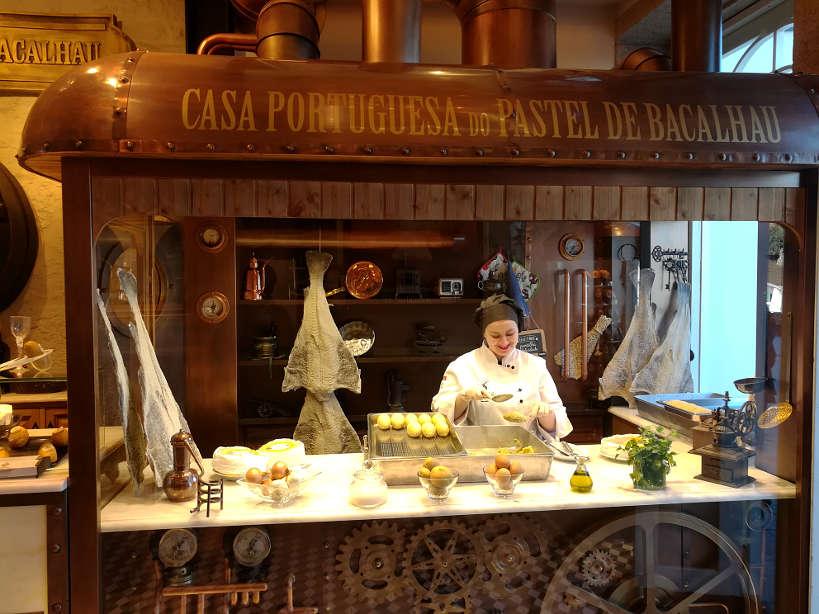 Casa Portuguesa do Pastel de Bacalhau bolinho de bacalhau by Authentic Food Quest