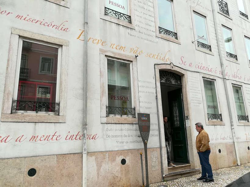 Casa Fernando Pessoa best bacalhau in Lisbon by Authentic Food Quest