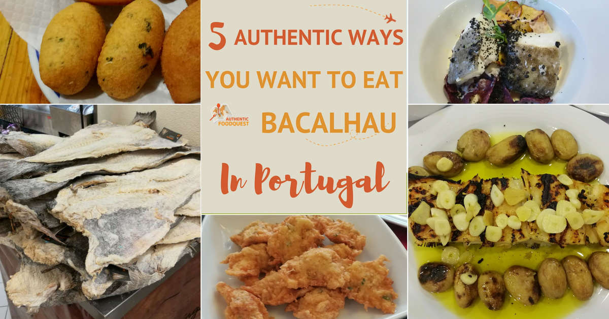 5 authentic ways you want to eat bacalhau in portugal for Authentic portuguese cuisine