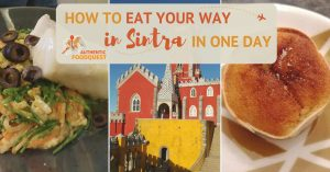 How to Eat Your Way in Sintra in One Day