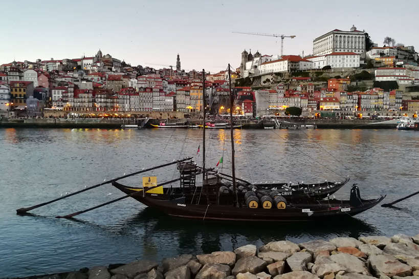 View of Porto from Vila Nova de Gaia Authentic Food Quest