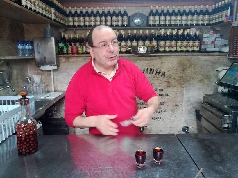 Ginjinha Lisbon Food Tour Authentic Food Quest