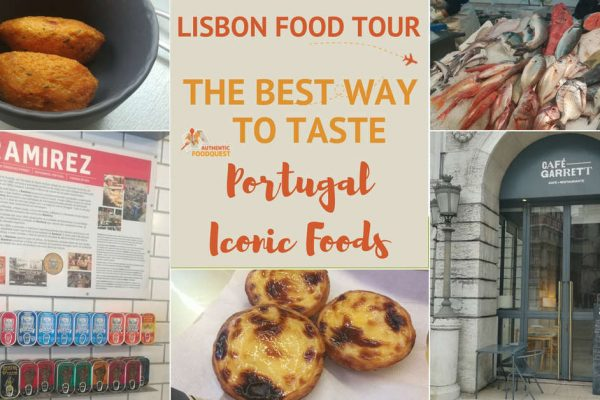 Lisbon Food Tour: the Best Way to Taste Portugal Iconic Foods