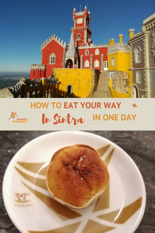Pinterest Eat your Way in Sintra Authentic Food Quest