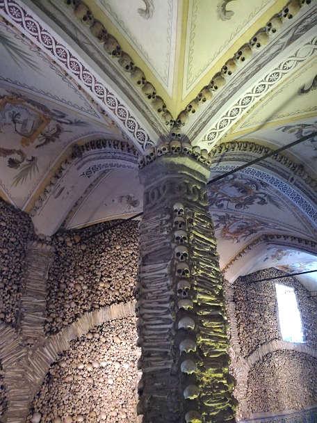 Chapel of Bones Food in Evora Authentic Food Quest