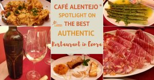 Café Alentejo: Spotlight on the Best Authentic Restaurant in Évora