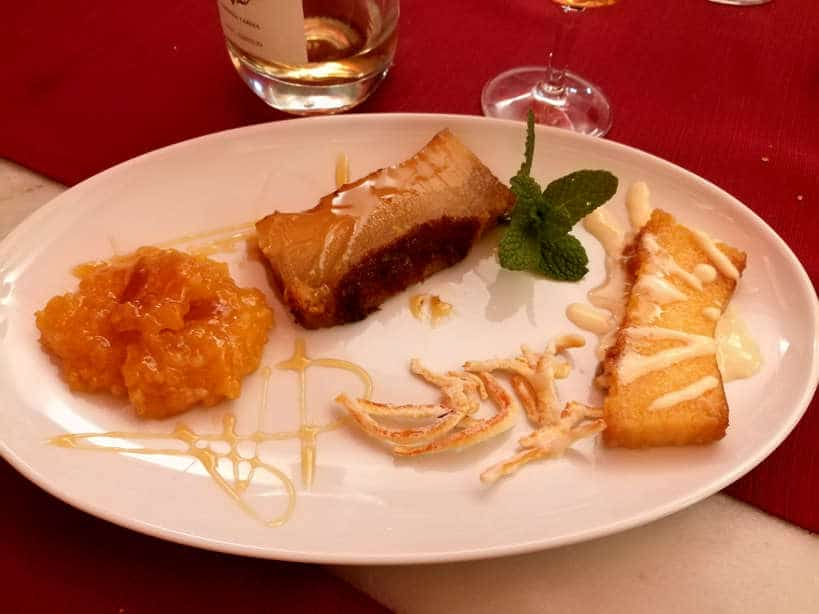 Conventual Desserts at Cafe Alentejo by Authentic Food Quest