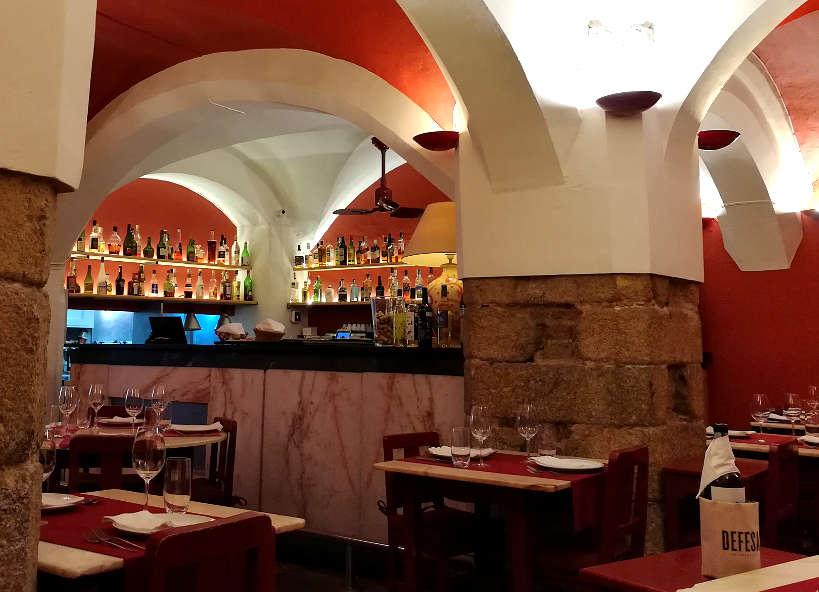 Inside Cafe Alentejo Authentic Food Quest