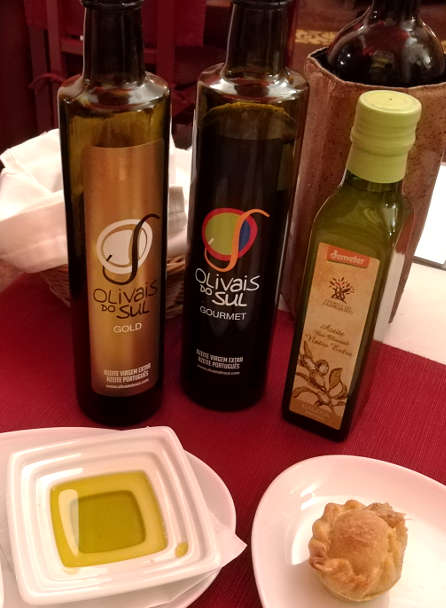 Olive Tasting for Alentejo Food in Evora by Authentic Food Quest