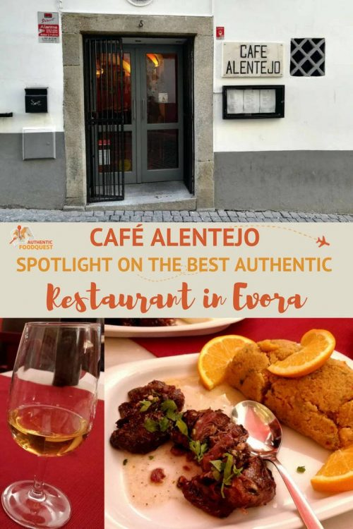 Pinterest at Cafe Alentejo by Authentic Food Quest