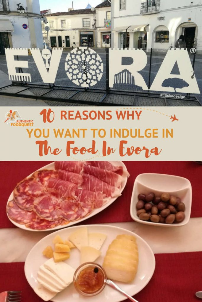 Pinterest for Food in Evora by Authentic Food Quest