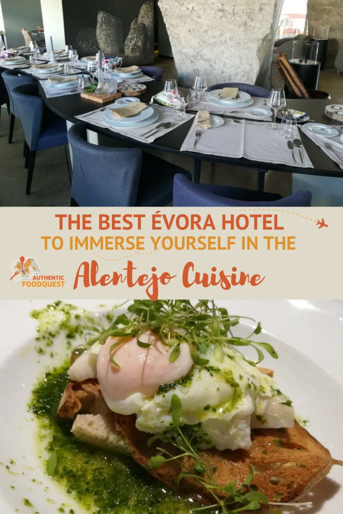 Pinterest for Vitoria Stone Hotel, Best Evora Hotel for Alentejo Cuisine by Authentic Food Quest