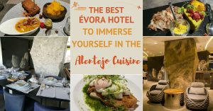 The Best Évora Hotel to Immerse Yourself in the Alentejo Cuisine