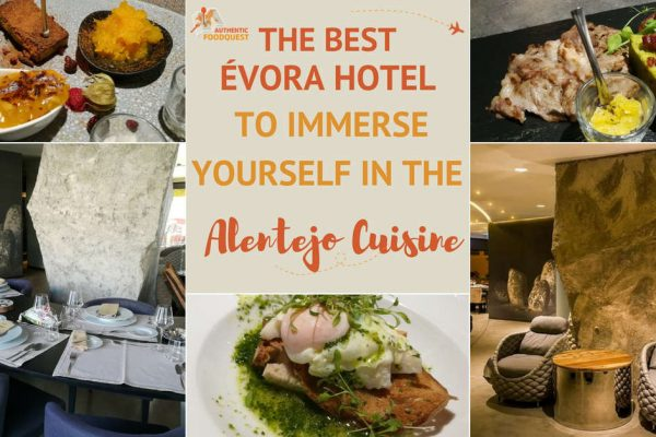 The best Evora hotel for Alentejo cuisine Vitoria Stone Hotel