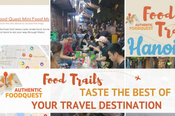 Food Trails Authentic Food Quest