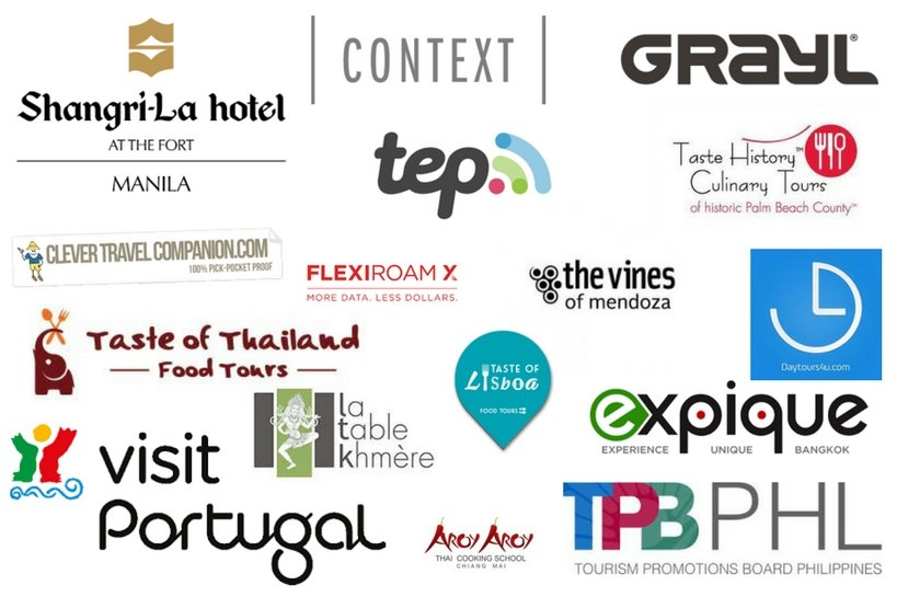 Partners we work with by Authentic Food Quest