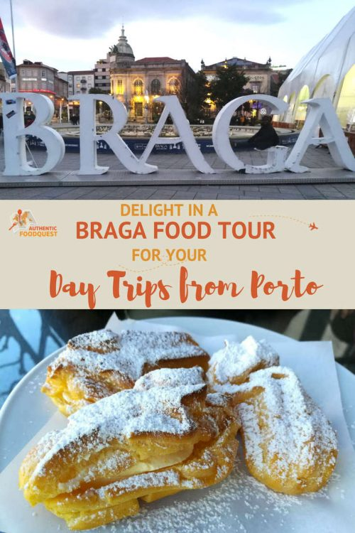 Pinterest for Braga Food Tour for Day Trips from Porto by Authentic Food Quest