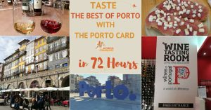 Taste the Best of Porto with the Porto Card in 72 Hours