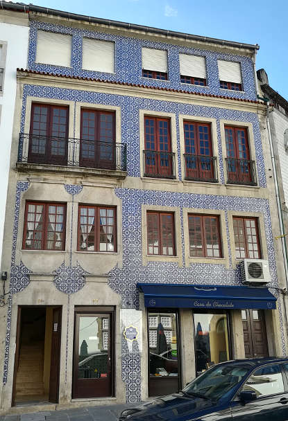 tiled buildings Braga Food Tour Day Trips From Porto Authentic Food Quest