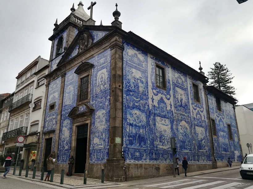 Capela das Almas Porto Walking Tour Authentic Food Quest