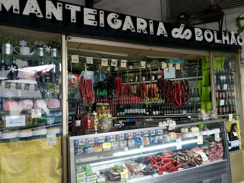 Manteigariado Bolhao best place for lunch in Porto by AuthenticFoodQuest