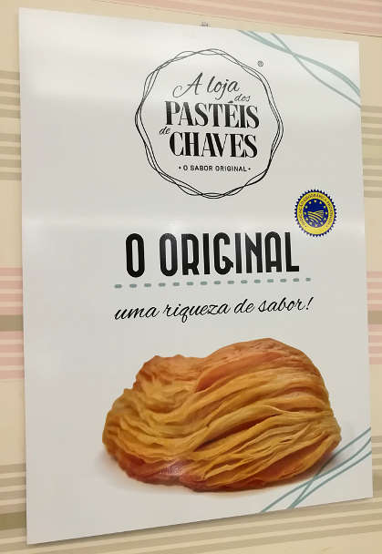Pasteisde chaves Original Porto Foods by Authentic Food Quest