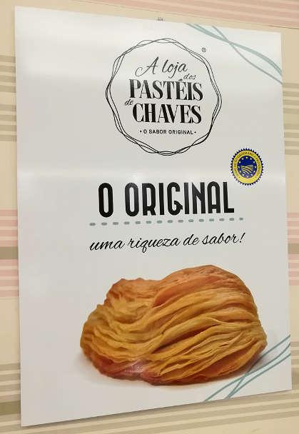 Pasteis de chaves Original Porto Foods by Authentic Food Quest