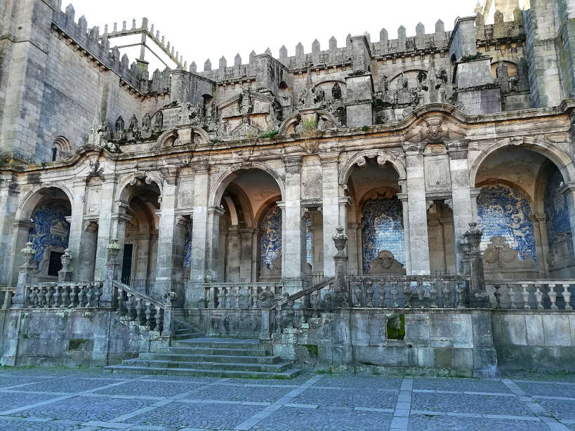 Porto Cathedral Porto Walking Tour Authentic Food Quest