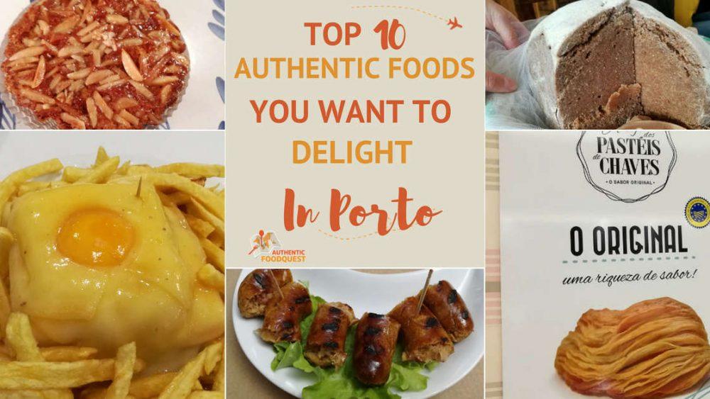 Porto Foods Authentic Food Quest
