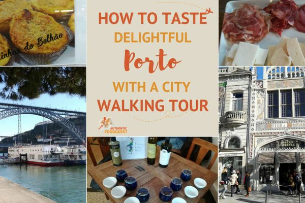 How to Taste Delightful Porto with a City Walking Tour