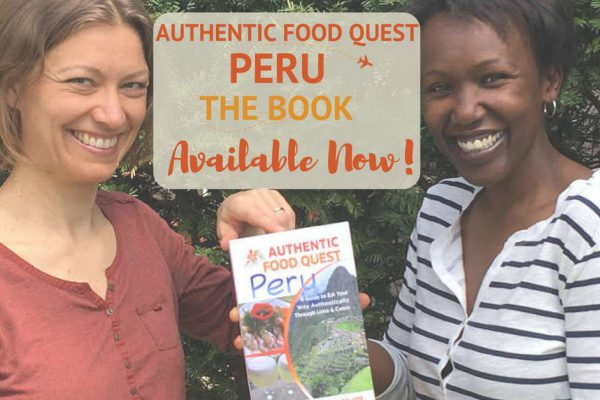 Authentic Food Quest Peru