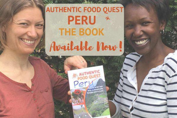 Authentic Food Quest Peru