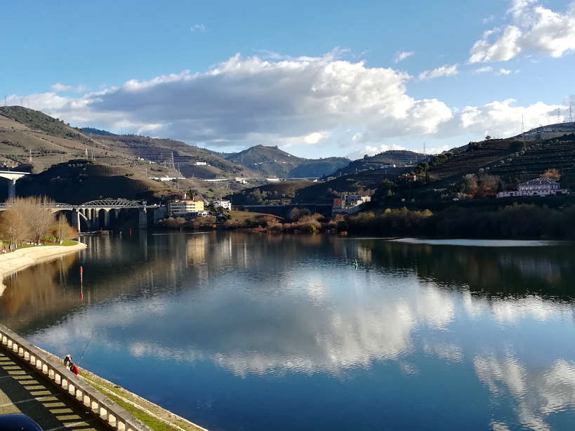 Taking a Douro Valley Tour through Peso da Regua for amazing Douro Valley wines by Authentic Food Quest