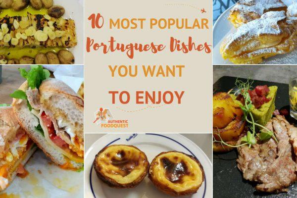 Portuguese dishes Authentic Food Quest