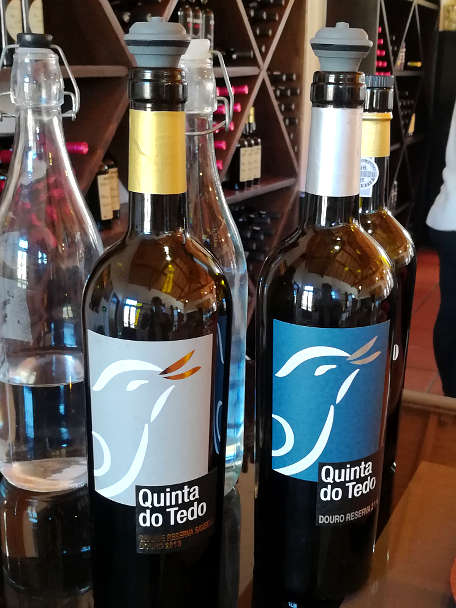Quinta do Tedo Douro Valley Wines by Authentic Food Quest