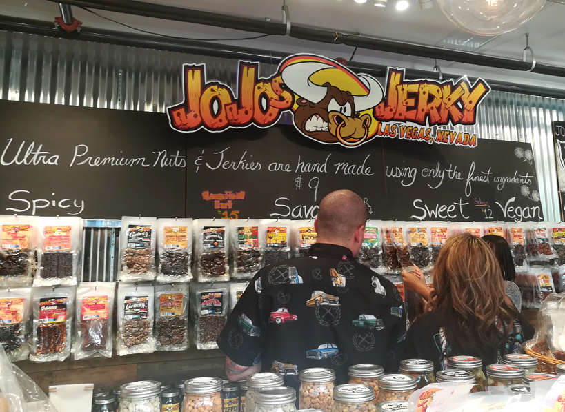 Jojo's Jerky Downtown Las Vegas Food Tour by AuthenticFoodQuest
