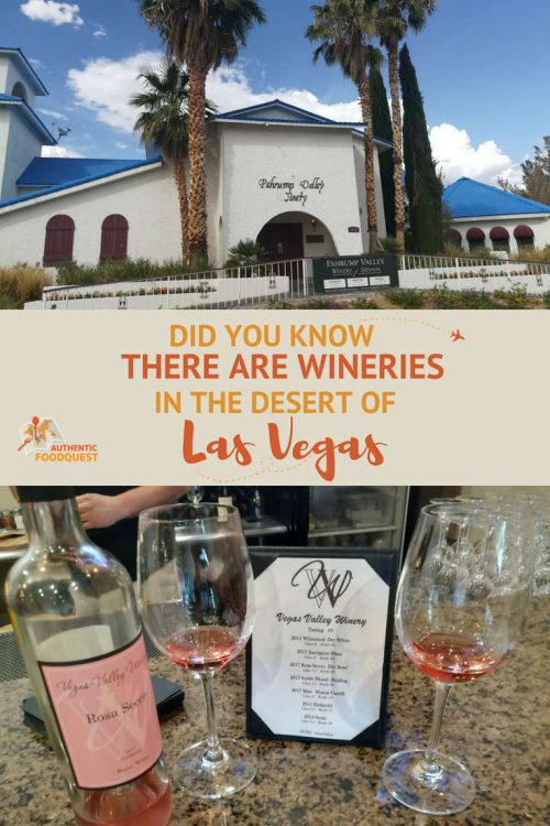 Pinterest Las Vegas Wineries Authentic Food Quest