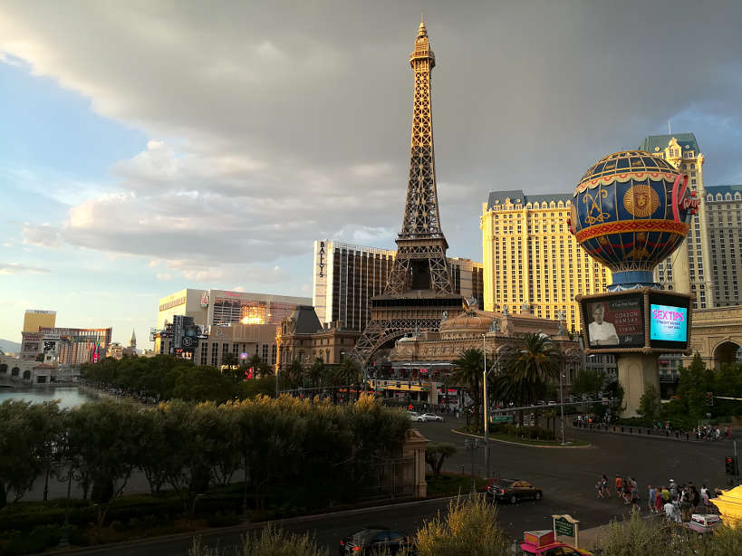 The Strip in Las Vegas by AuthenticFoodQuest