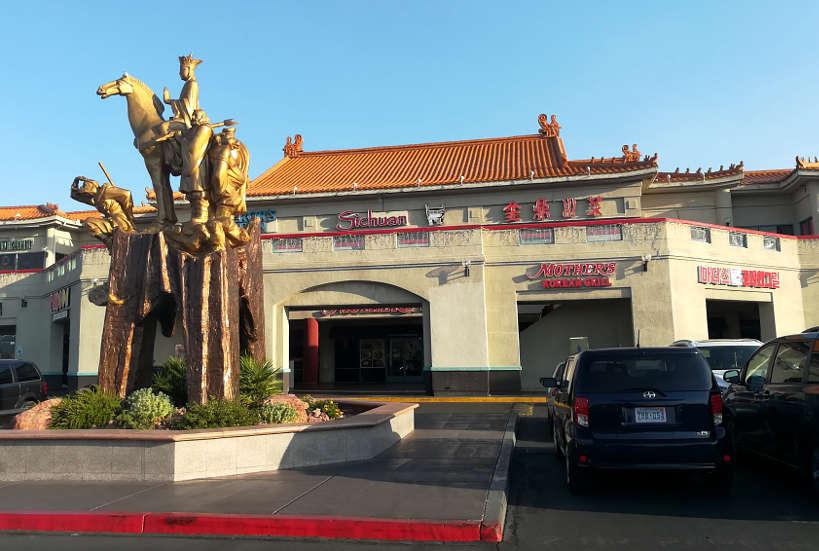 Chinatown Plaza Best AsianRestaurants Las Vegas Authentic Food Quest