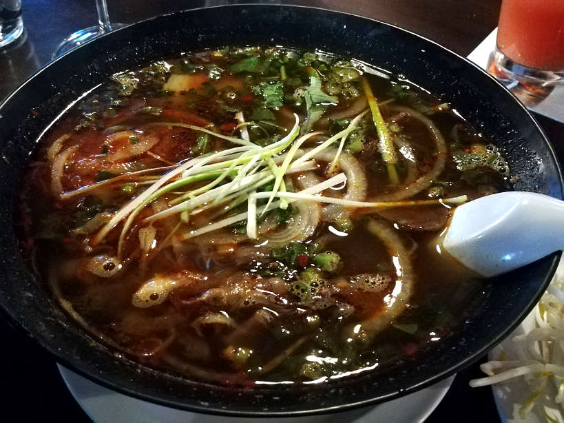 Spicy Hue Noodle Soup District One Best Asian Restaurants Las Vegas Authentic Food Quest