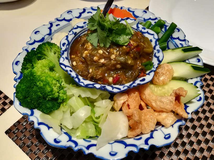 Nam Prik Noom Lotus of Siam Best Thai Asian Restaurants Las Vegas Authentic Food Quest