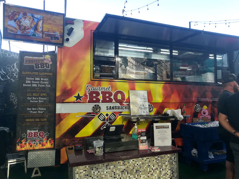 Project BBQ best affordable places to eat off the strip in Vegas via Authentic Food Quest