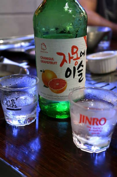 Soju Korean BBQ for Best Asian Restaurants in Las Vegas by Authentic Food Quest
