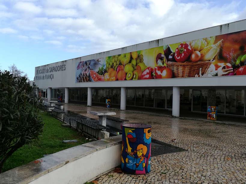 A Grelha Masqueria e Churrasqueria Near Mercado de Sapadores a Lisbon restaurant where locals eat homemade lisbon food Authentic Food Quest