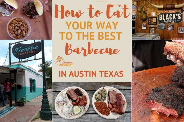 Authentic Food Quest for the Best Barbecue In Austin Texas